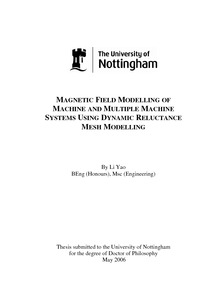 Phd thesis electric discharge machining
