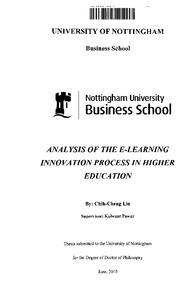 Phd thesis innovation pdf