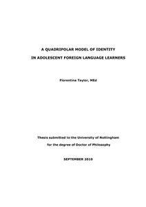 Phd thesis english language teaching