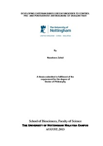 university of nottingham thesis