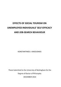 Phd thesis coastal tourism