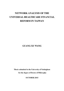 Thesis on financial performance analysis